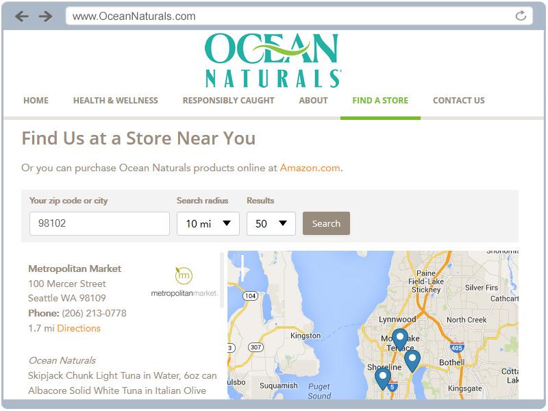 Ocean Naturals