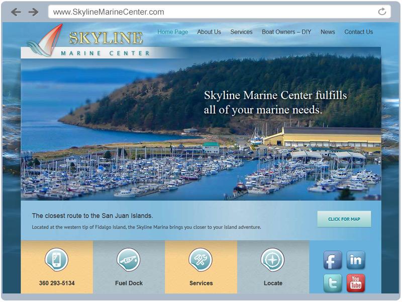 Skyline Marine Center